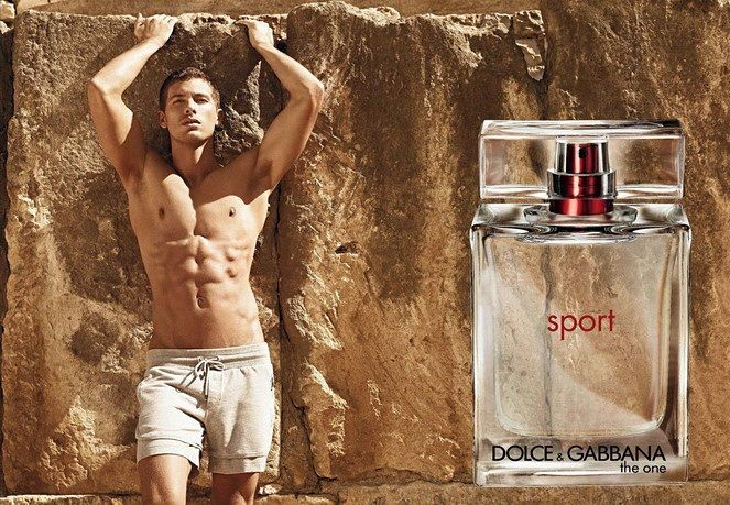 Реклама парфюма D&G The One for Men Sport