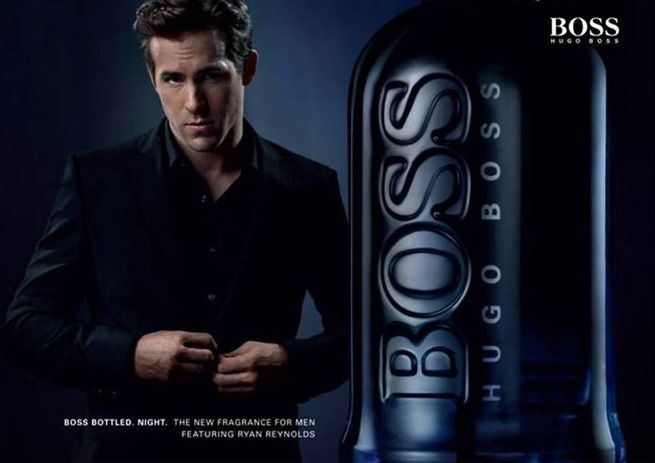 Реклама парфюма Hugo Boss Bottled Collector's Edition